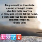 Parole d'Amore (Brevi): Belle, romantiche e famose