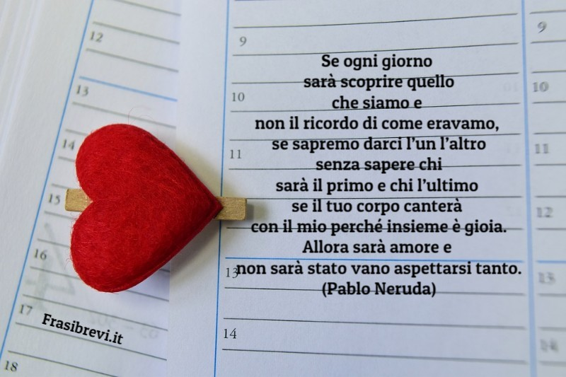 Poesie sull'Amore Famose