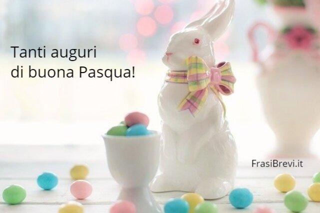 Tanti auguri di buona Pasqua!
